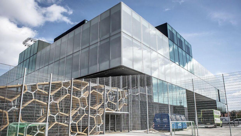 Dansk Arkitektur Center ligger i bygningen Blox.