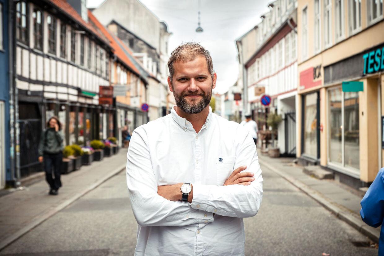 Redaktionschef Kenneth Elkjær, B.T. Aarhus