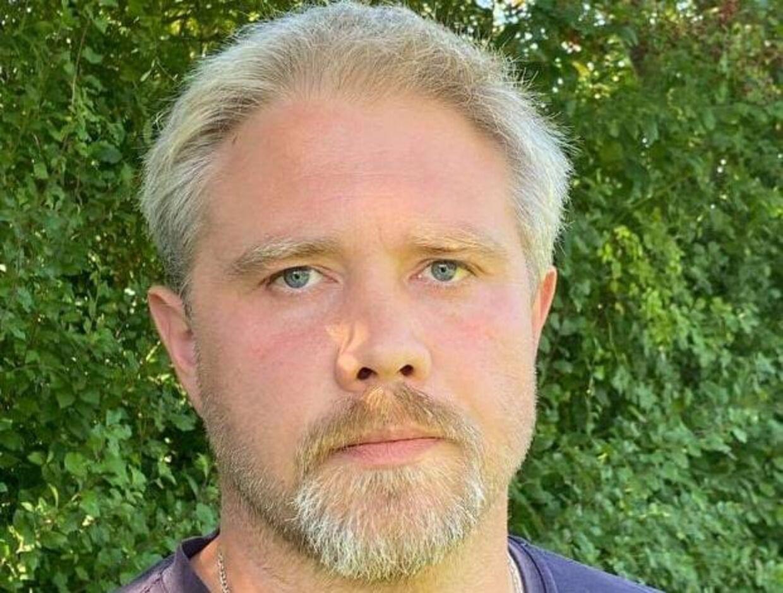 Kenneth Valentin Dupont er far til det første offer.