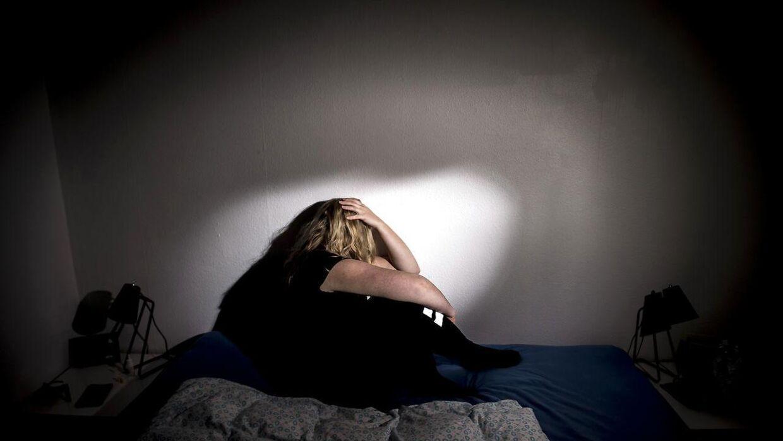 Arkivfoto. Fredag var det tredje dag, at sagen om stedfaren, som er tiltalt for at have voldtaget og udnyttet sin steddatter seksuelt over mange år, var for retten i Aarhus.