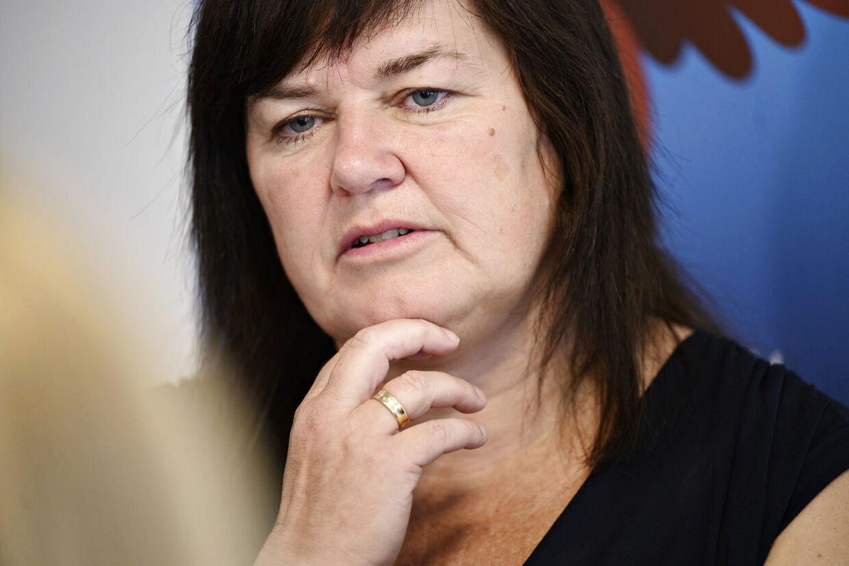 Karina Lorentzen, retsordfører for SF.