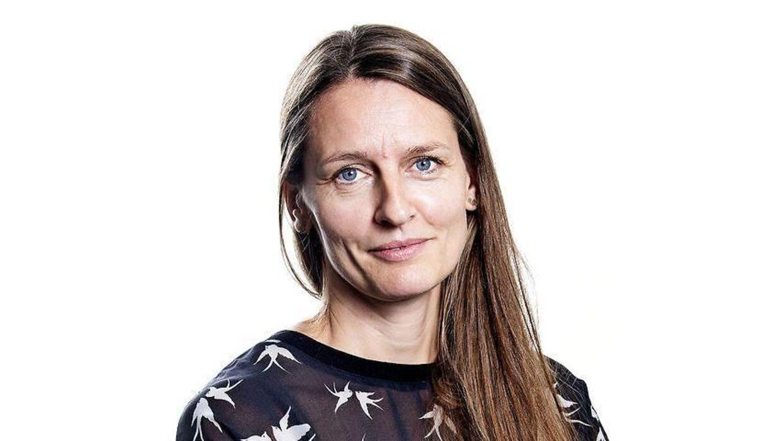 Redaktionschef og journalist Louise Ravn Skovby, B.T. Odense