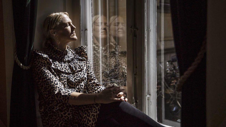 Michelle Kristensen har gennem længere tid forsøgt at blive gravid ved hjælp af fertilitetsbehandling sammen med kæresten Pernille Wass. Det lykkedes, men parret mistede fosteret i fjerde uge. Nu er behandlingen sat på pause på ubestemt tid.