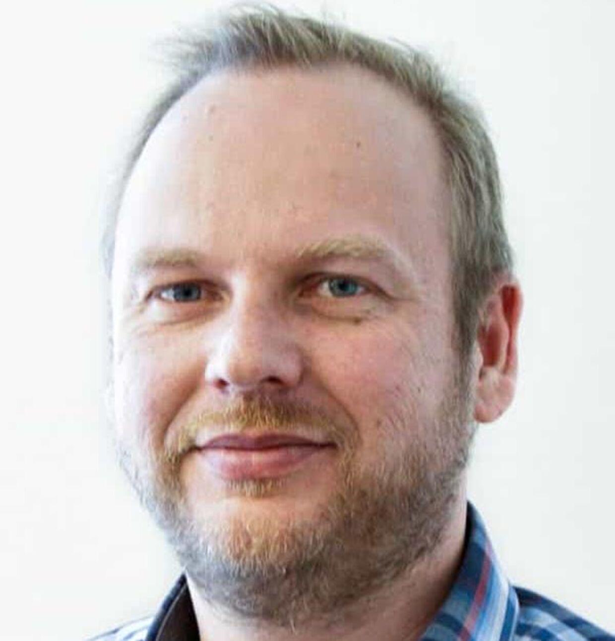 Tommy Holst er sekretariatschef i SSP Odense, og han fortæller, at man tager kritkken meget alvorligt. Privatfoto.