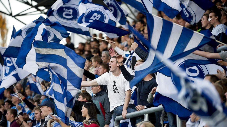 Odense Stadion blev renoveret i 1997. Det højeste tilskuertal siden ombygningen er 15.486, der så OB besejre FCK 3-2 i 2009.
