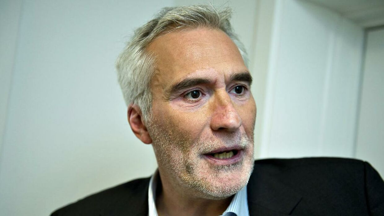 Morten Stig Christensen er ny formand i DHF, efter Per Bertelsen mistede opbakningen.