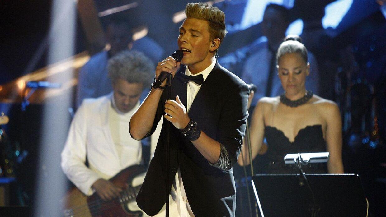 En ung Christopher optrådte i 2012 i 'Vild med dans'. Han har siden kigget forbi studiet flere gange igennem årene.