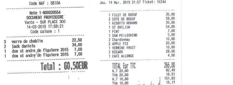 På messens næstsidste aften i 2019 gæstede Aalborg-kvartetten restauranten 13.31, hvor risottoen og cote de boeuf blev skyllet ned med vin fra Saint-Émilion, Chardonnay og syv glas pastis. Forinden blev der drukket Jack Daniels på en nærliggende bar.