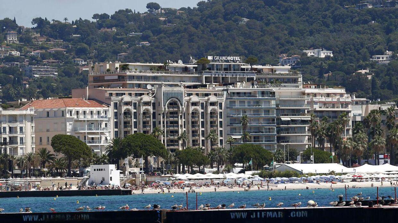 De folkevalgte Aalborg-politikere boede under MIPIM-messen i 2019 i en lejlighed i Le Grand Hotel-komplekset tæt på den kendte Cannes-gade Boulevard de la Croisette.