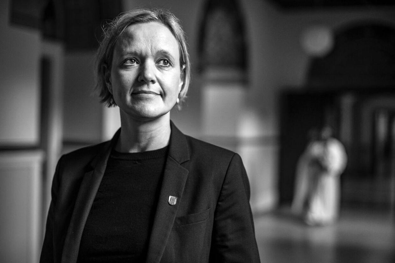 Beskæftigelses- og integrationsborgmester i Københavns Kommune, Cecilia Lonning-Skovgaard (V) er meget interesseret i at udvide Parken. Arkivfoto: Scanpix.