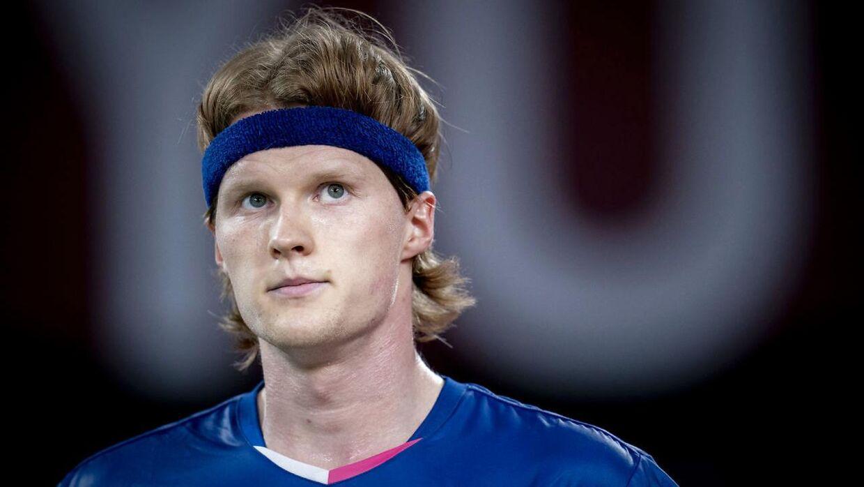 Anders Antonsen fik tilbuddet om at komme med til Dubai.