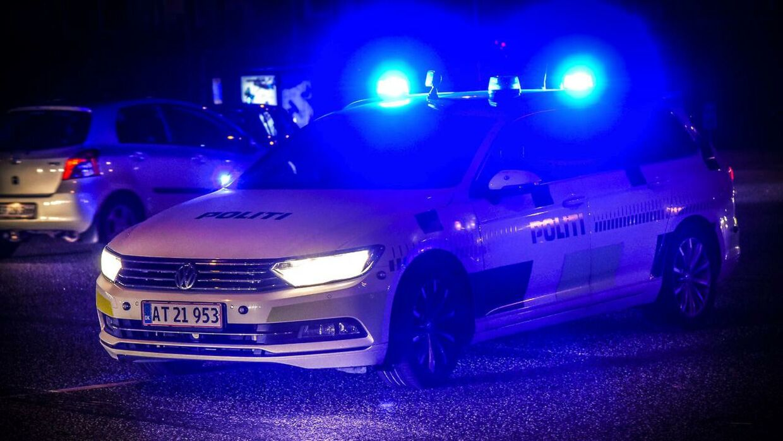 Politiet havde natten til lørdag travlt med at få styr på berusede personer i nattelivet.