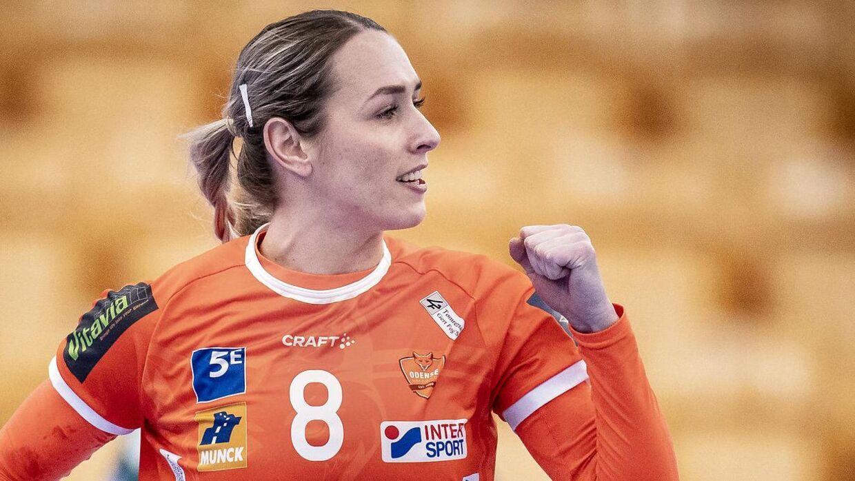 Odense Håndbold kommer på en svær opgave fra start i Champions Leauge.