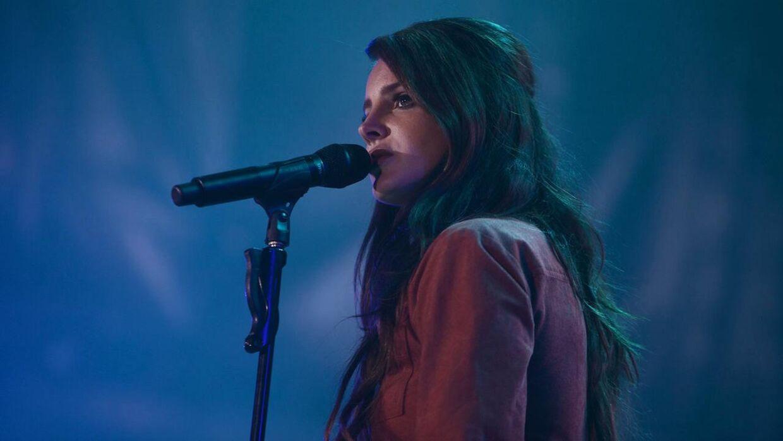Lana Del Ray på Northside Festival 2014 i Aarhus.
