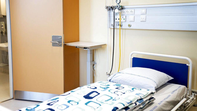 Lige nu er landets hospitaler hårdt ramt indlagte med RS-virus. Nogle er endda i så høj grad, at de må sende børn til andre hospitaler i regionen.