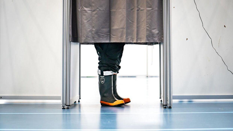Ved kommunalvalget i 2017 var stemmeprocenten i Aarhus på omkring 70 procent, mens den ved folketingsvalget på landsplan var på omkirng 85 procent.