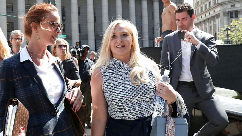 Virginia Giuffre har anlagt et civilt søgmål mod prins Andrew.
