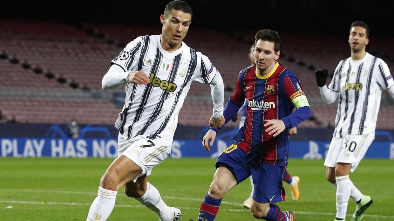 Det er i mange år blevet diskuteret, hvem der er bedst - Cristiano Ronaldo eller Lionel Messi.