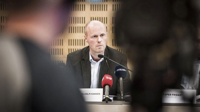 Direktør i DIF, Morten Mølholm.