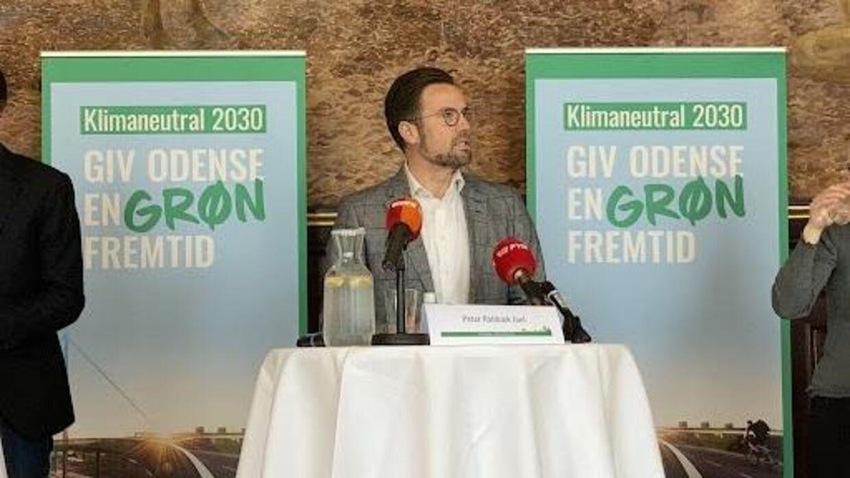 Alle partier i byrådet har nu underskrevet en plan for at gøre Odense klimaneutral.
