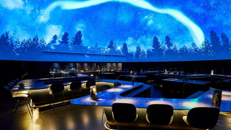 The Planetarium Dome.