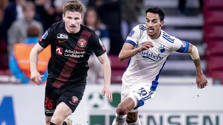 Anders Dreyer har skiftet FC Midtjylland ud med Kazan i Rusland.