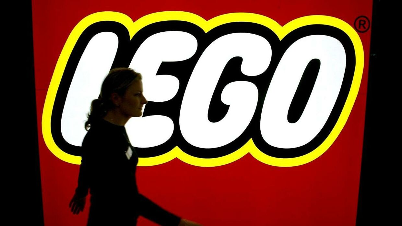 Lego indtager førstepladsen på listen.