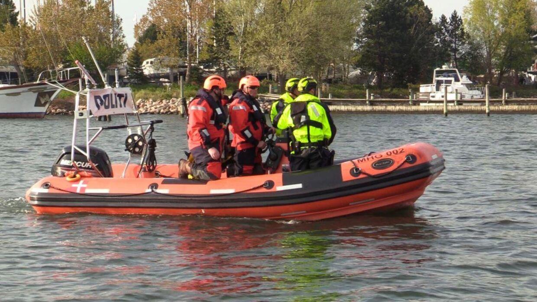 Københavns Vestegns Politis maritime enhed vil partruljere politikredsens farvand og kontrollere sikkerheden til søs.