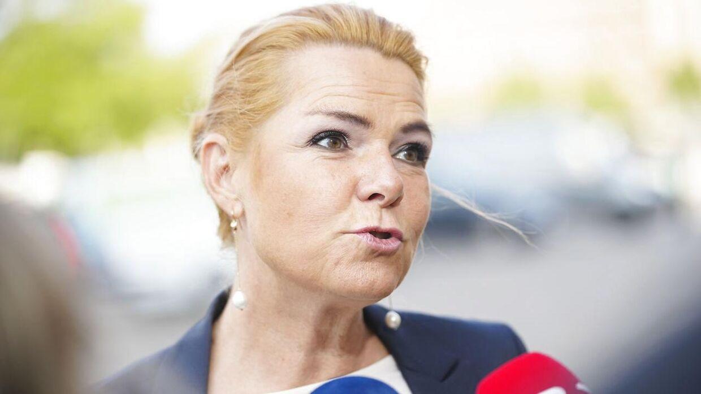 Støjberg får ikke lov til at indkalde Støjberg Ayaan Hirsi Ali som vidne.