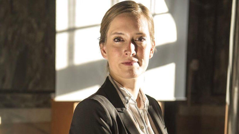 Privatøkonom hos Danske Bank Louise Aggerstrøm Hansen.