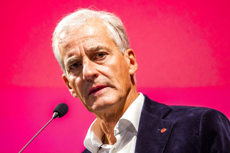 Jonas Gahr Støre, Norges kommende statsminister, får kritik for en klimapolitik, der er ikke er markant nok ifølge Information. Arkivfoto.
