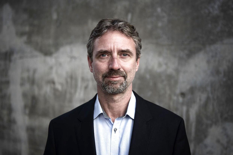 Carsten Holdum, forbrugerøkonom i PFA Pension.