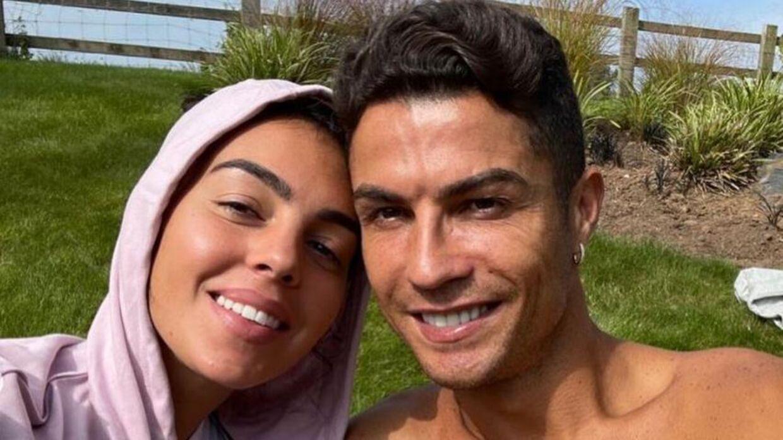 Cristiano Ronaldo og kæresten Georgina Rodriguez er allerede flyttet fra deres nye hus.