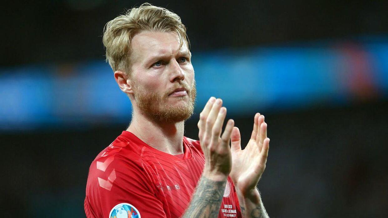 32-årige Simon Kjær.