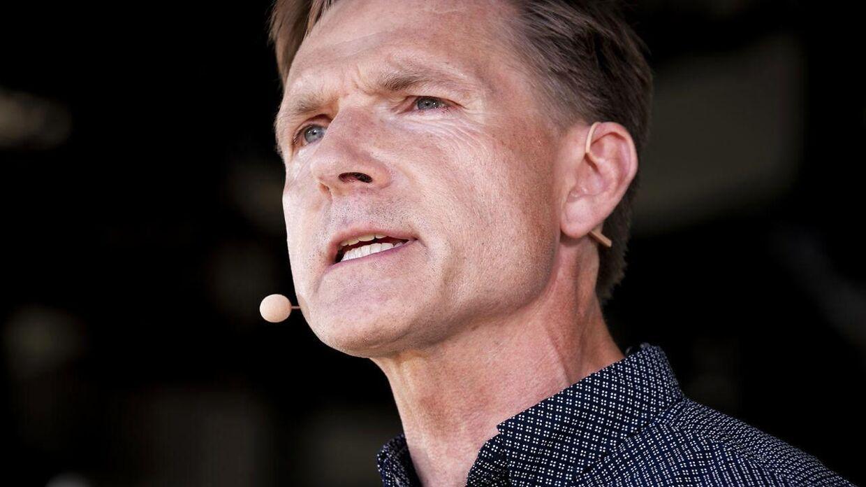 DF-formand Kristian Thulesen Dahl ønsker at fortsætte på posten.