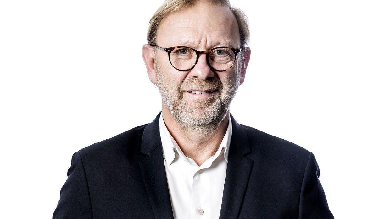 Michael Dyrby, Chefredaktør, B.T.