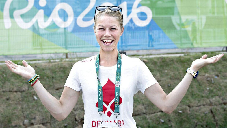 Agnete Kirk Thinggaard er topdressurrytter og deler sin fars passion for heste. Hun har blandt andet redet flere af tophestene fra Kjeld Kirk Kristiansens stutteri.