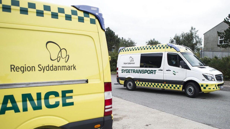 Region Syddanmark er blevet politianmeldt af Datatilsynet. Arkivfoto.