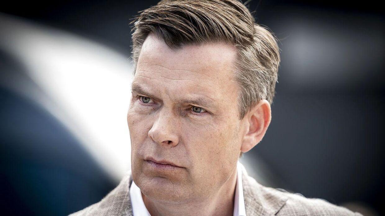 51-årige Peter Grønborg