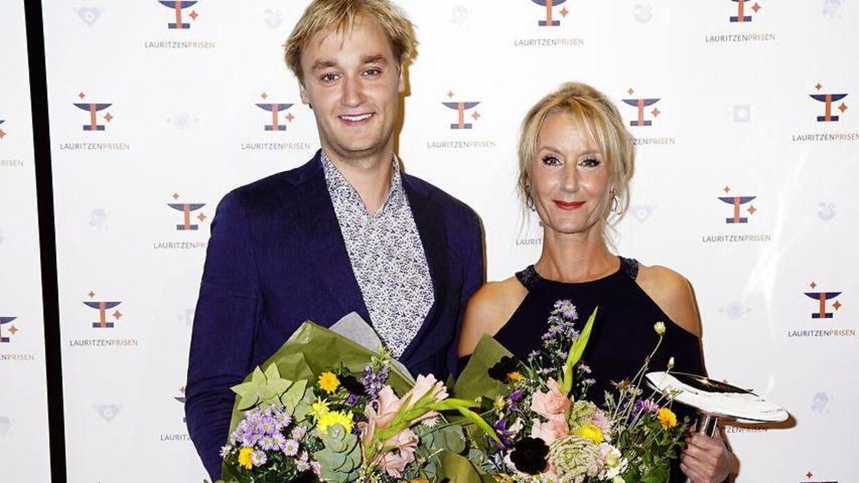 Lauritzen-prisen bliver uddelt på Folketeatret i København søndag den 19. september 2021.