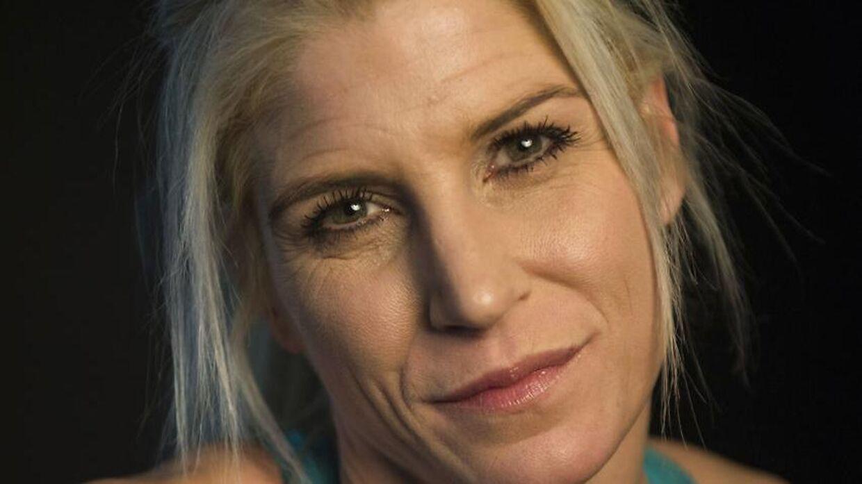 45-årige Rikke Hørlykke.