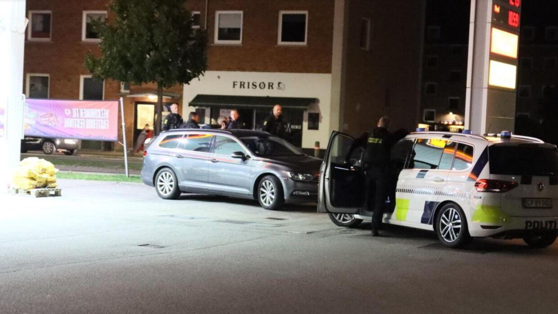 To mænd kom op at slås i en lejlighed på Amager natten til søndag.