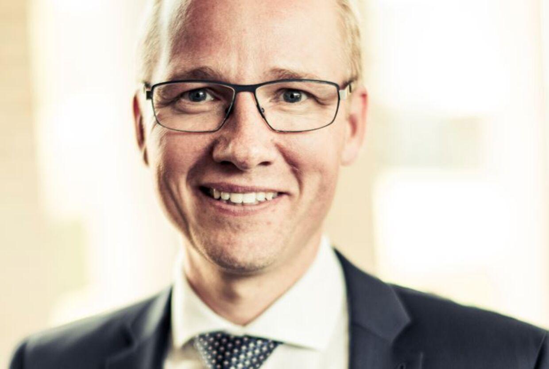 Jacob Pedersen, aktieanalysechef i Sydbank.