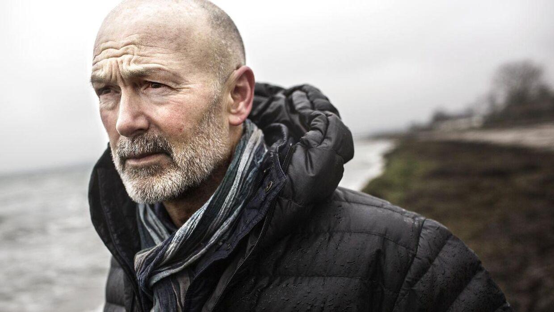 Den tidligere jægersoldast B.S. Christiansen har gennem flere år været gode venner med Kjeld Kirk Kristiansen.