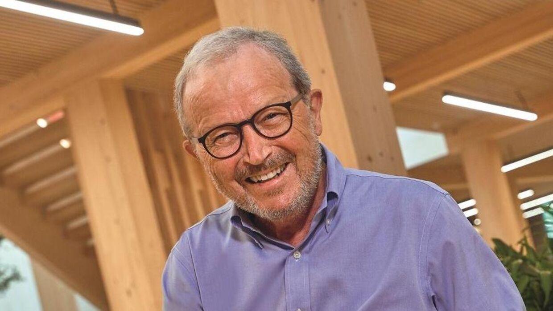 Kjeld Kirk Kristiansen er i dag 73 år, men nød en tur til Afrika, da han blev 70 år.