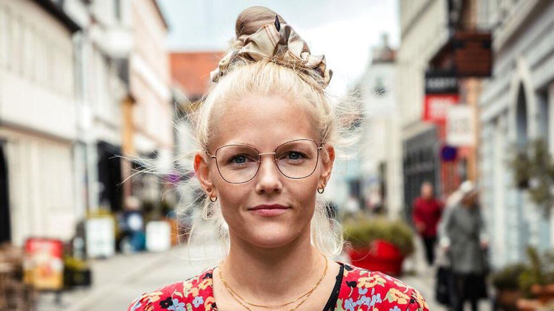 Mette Rask Bentzen, redaktionschef på B.T. i Aalborg.