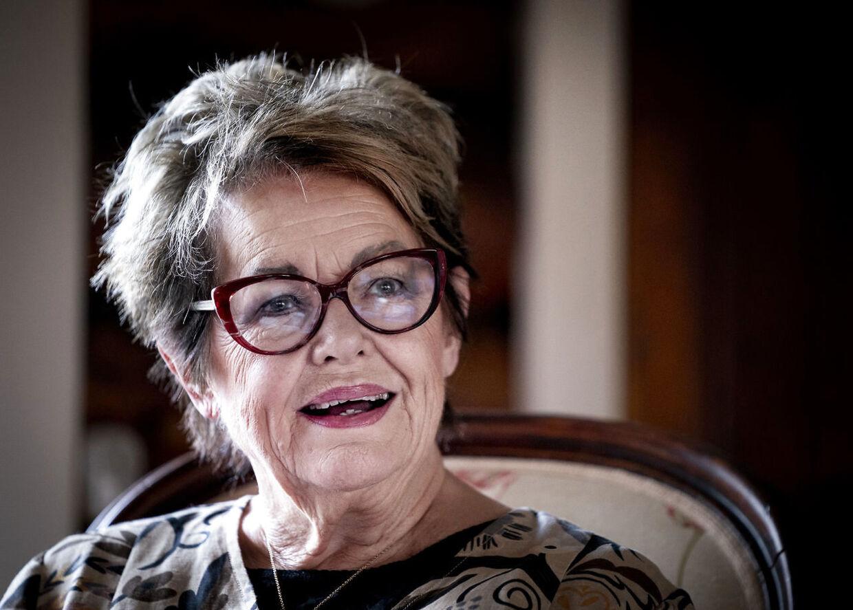 Ghita Nørby.