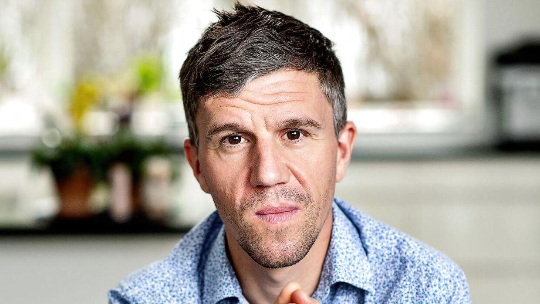 Chris Anker Sørensen blev 37 år.