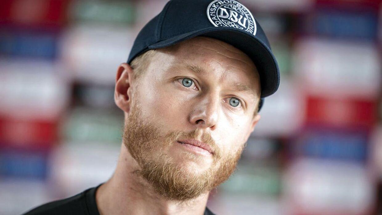 Simon Kjær.