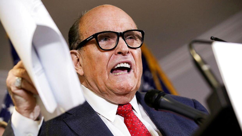 Rudy Giuliani ´.